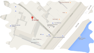 map coffeeshop prix d'ami damrak apartment
