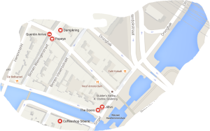 Quentin Arrive Hostel Amsterdam