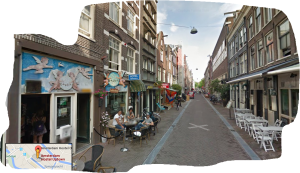 the rookies coffeeshop Amsterdam