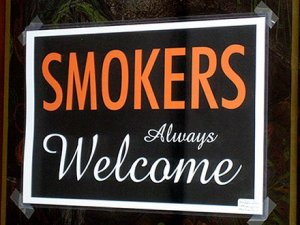 Amsterdam Smoker