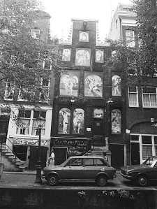 Amsterdam-Red-Light-District-Sex-Club-Bananenbar-Oudezijds-Achterburgwal-1972