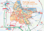 Park-and-ride-map-amsterdam