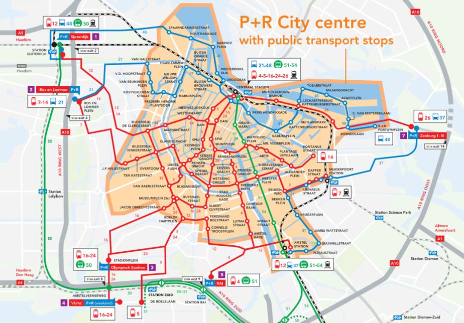 Amsterdam Coffeeshops Maps 20192020