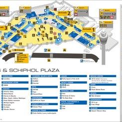 schiphol-map