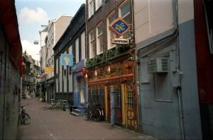 Dampkring Coffeeshop Handboogstraat 29