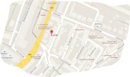 map coffeeshop la paz zandvoort
