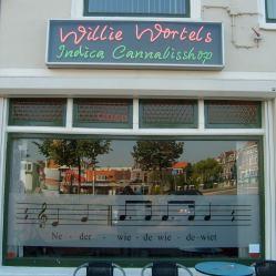 indica coffeeshop Haarlem