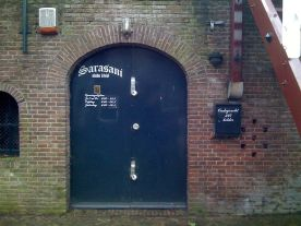 Sarasani coffeeshop Utrecht