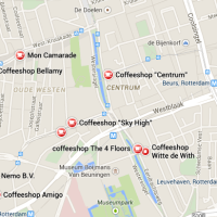 ROTTERDAM COFFEESHOPS