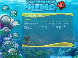 coffeeshop nemo menu hash 2015