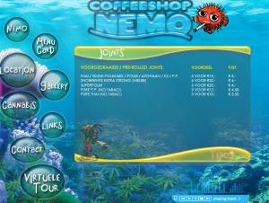 coffeeshop nemo menu joints 2015