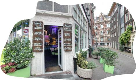 coffee shop la grotte amsterdam