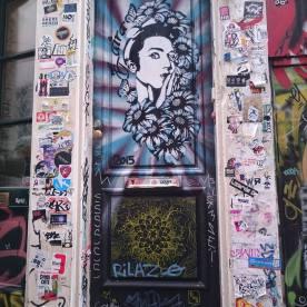 street art amsterdam coffeeshop