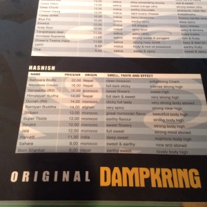 Dampkring Hash august 2015
