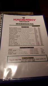 Kadinsky Rosmarijnsteeg 9 Weed 2015 may