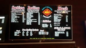 menu coffeeshop 1eHulp 2015 october