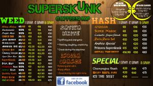super skunk coffeeshop amsterdam 2015 march