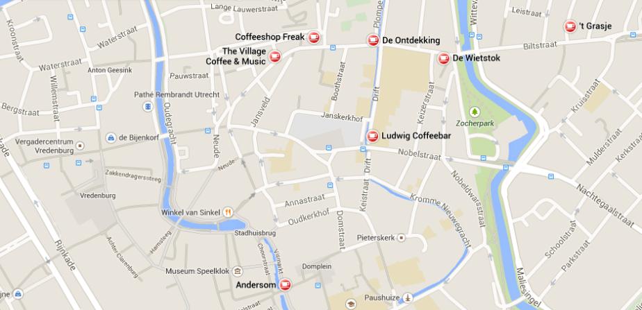 Utrecht Coffeeshops
