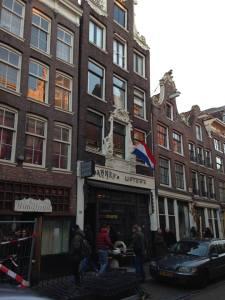 barney's up amsterdam