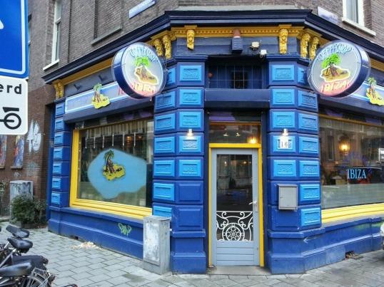 ibiza coffeeshop amsterdam