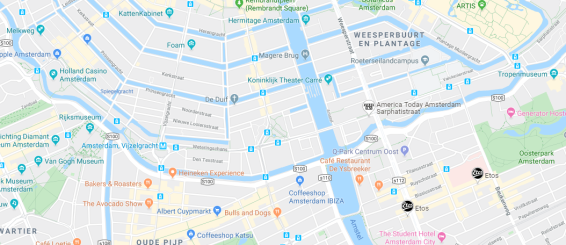 map coffeeshop ibiza