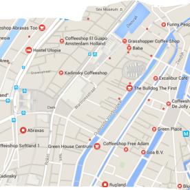 map abraxas amsterdam