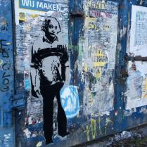 street art amsterdam 2015