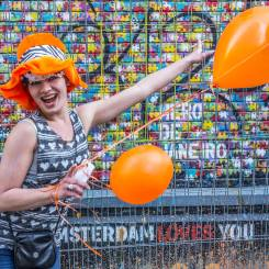 king's day 2015 Amsterdam