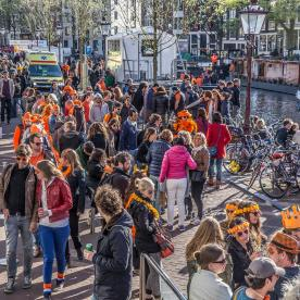 king's day amsterdam 2015