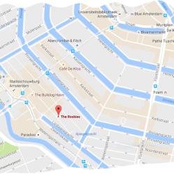 map coffeeshop rookies tram 1, 2, 5