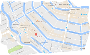 map coffeeshop rookies tram 1, 2, 5
