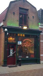 Squad Parkstraat 8 Zaandam