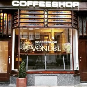 vondel coffeeshop amsterdam