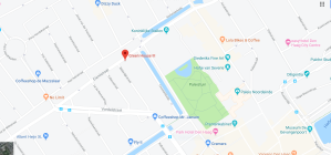 map Dizzy Duck Greenhouse Mazzelaar den haag