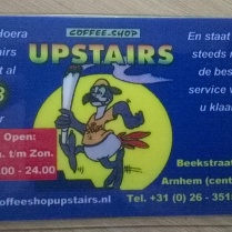 upstairs coffeeshop map arnhem
