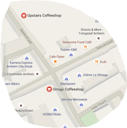 coffeeshops beekstraat arnhem