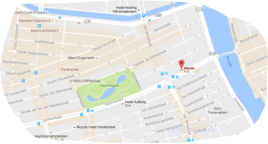 map coffeeshop atlantis tram 4