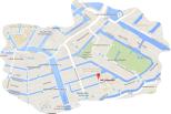 map coffeeshop het ballonnetj amsterdam