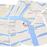 MAP COFFEESHOP OLD AMSTERDAM amstelstraat 35 tram 4, 9, 14