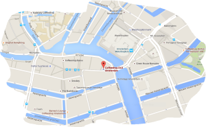 MAP COFFEESHOP OLD AMSTERDAM amstelstraat 35 tram 4, 9, 14