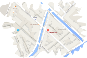 map solo coffeeshop amsterdam