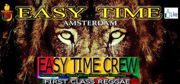 Easy Time amsterdam 2016