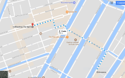 map coffeeshop spirit