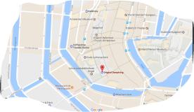 map coffeeshop tweede kamer, coffeeshop dampkring, coffeeshop kadinsky