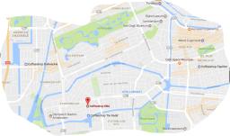 MAP DNA coffeeshop TRAM 24