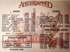 COFFEESHOP AMSTERDAMNED 2018 DECEMBER