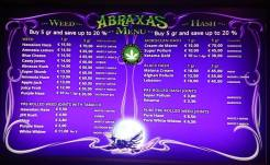 Abraxas Coffeeshop 2018 FEBRUARY