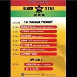 African Blackstar Coffeeshop special 2018 october