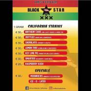 African Blackstar Coffeeshop special 2018 october