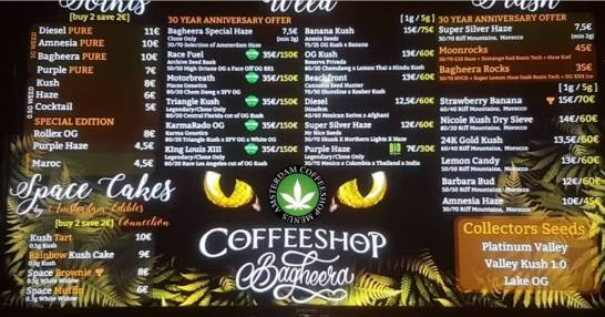 Bagheera Coffeeshop 2018 AUGUST
